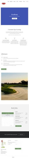 Golf Girls Miles Ahead