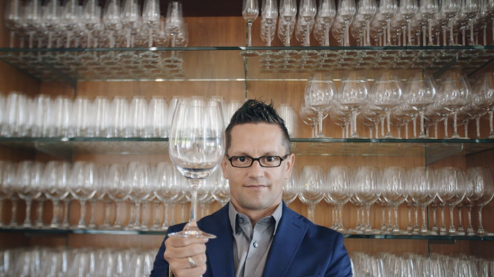 The Water Sommelier