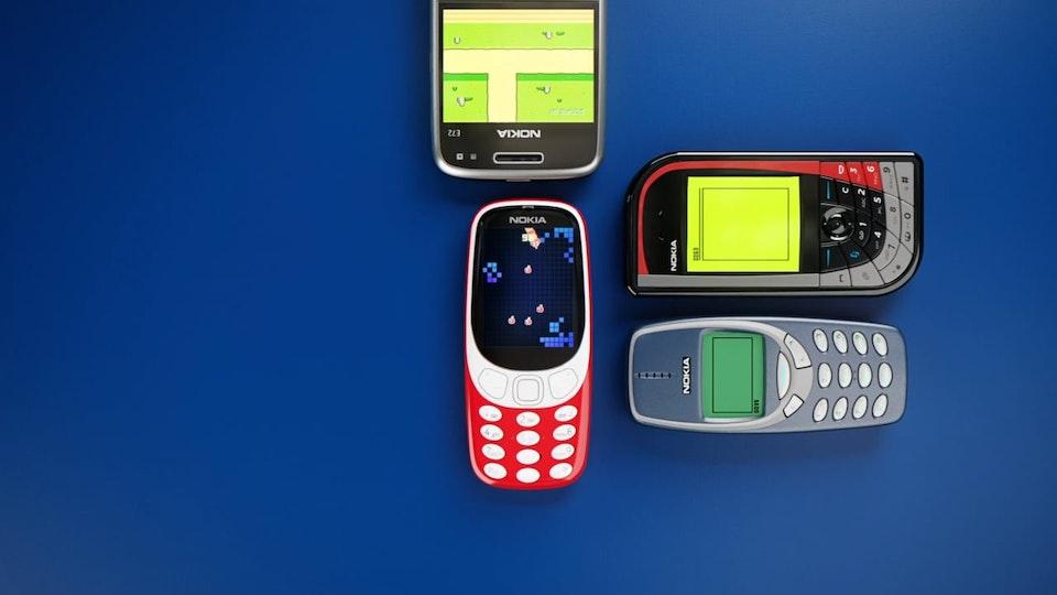 "Fernando Lazzari / Design and Direction - Nokia Vietnam ""Snake"" - Tet Promo TVC"