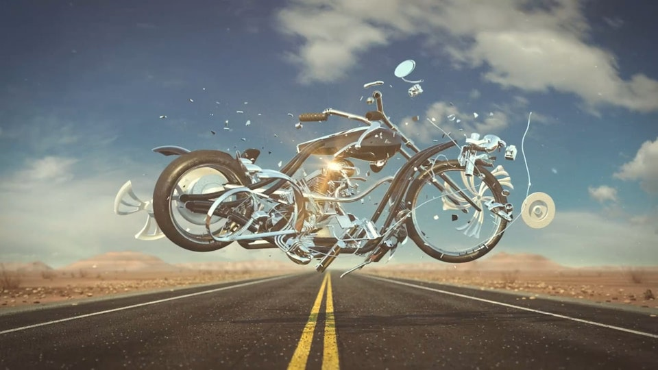 Fernando Lazzari / Design and Direction - Discovery / DMAX MOTOS IDENT