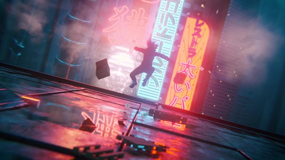 Fernando Lazzari / Design and Direction - SKIM Trailer with Studio ANRK