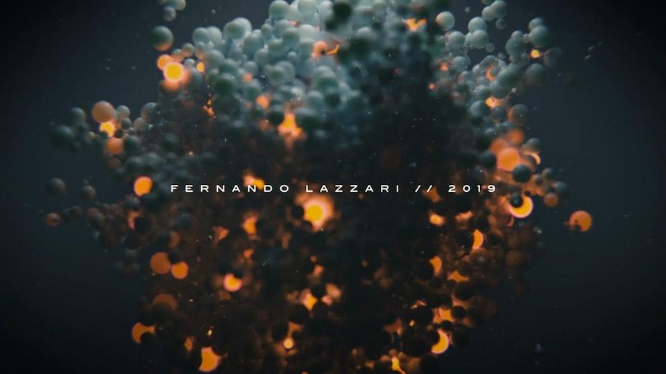 Fernando Lazzari / Design and Direction - Fer Lazzari Motion Reel 2019