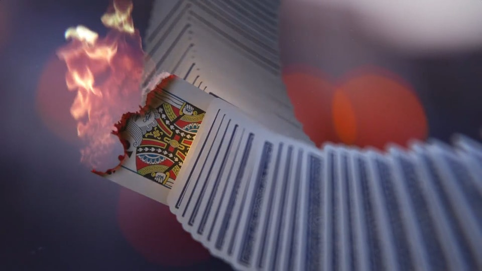 "Fernando Lazzari / Design and Direction - Discovery ""Street Magic"" Ident"