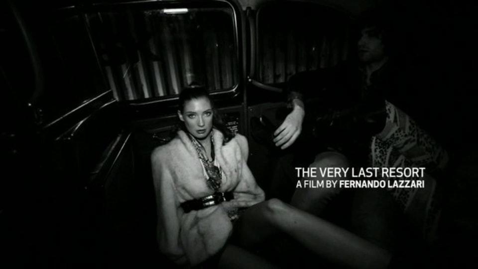 Fernando Lazzari / Design and Direction - The Very Last Resort