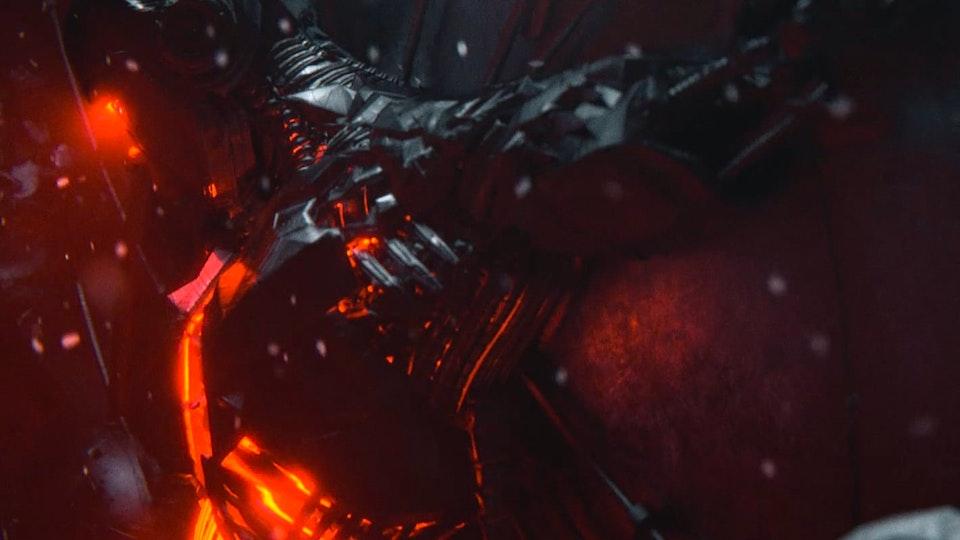 Fernando Lazzari / Design and Direction - Zack Snyder's Justice League