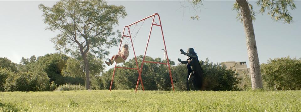 La Marató - Darth Vader