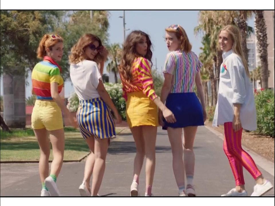 WOW GIRL | Fries before guys - Agatha Ruiz de la Prada // Tini Stoessel