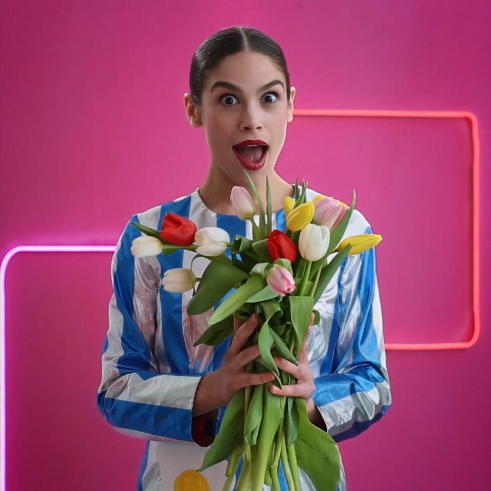 Agatha Ruiz de la Prada - Cosima + Flores