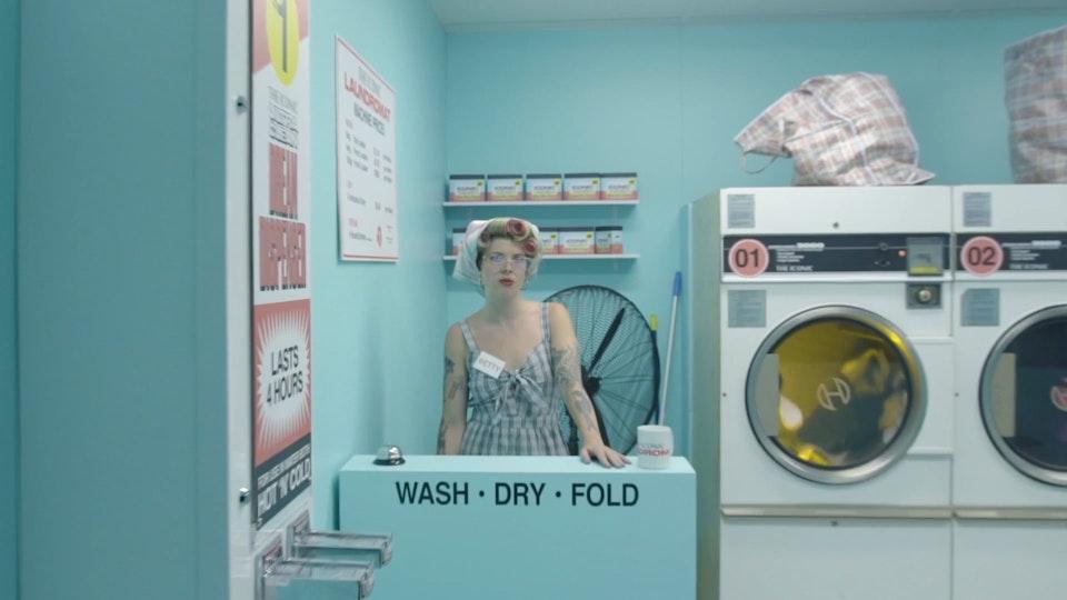 Falls Festival 2018-19 x The Iconic Laundromat - Byron Bay