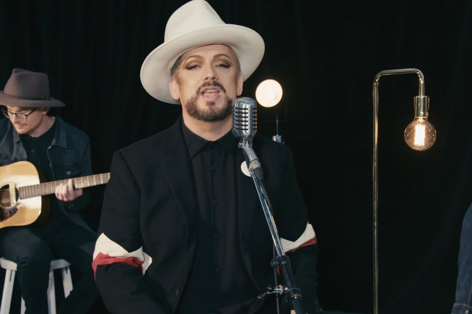 Directing - Boy George - YMCA [Official Music Video]