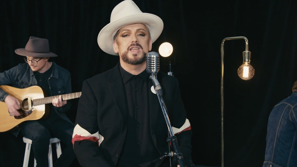 Boy George - YMCA [Official Music Video]
