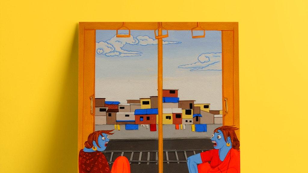 MUMBAI LOCAL x TIBETAN ART