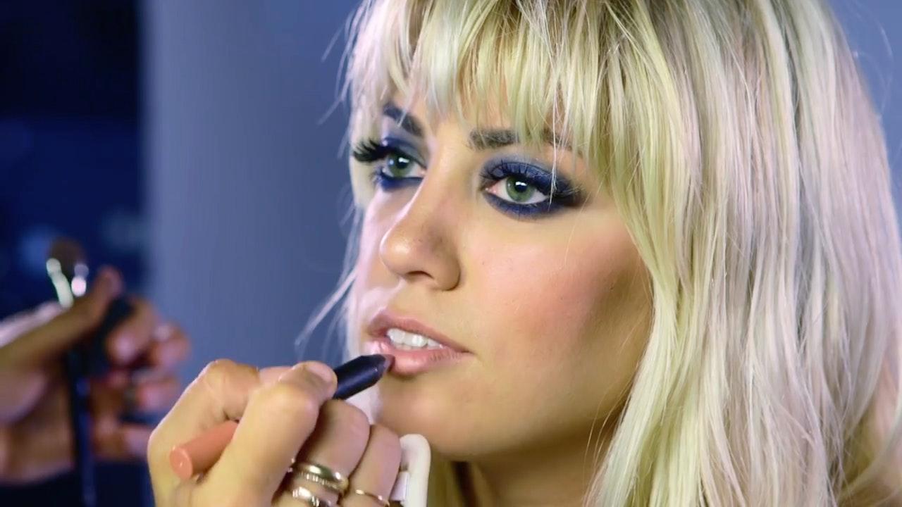 Rock The Look | Britney Spears 'I Wanna Go' Makeup Tutorial | Billboard -