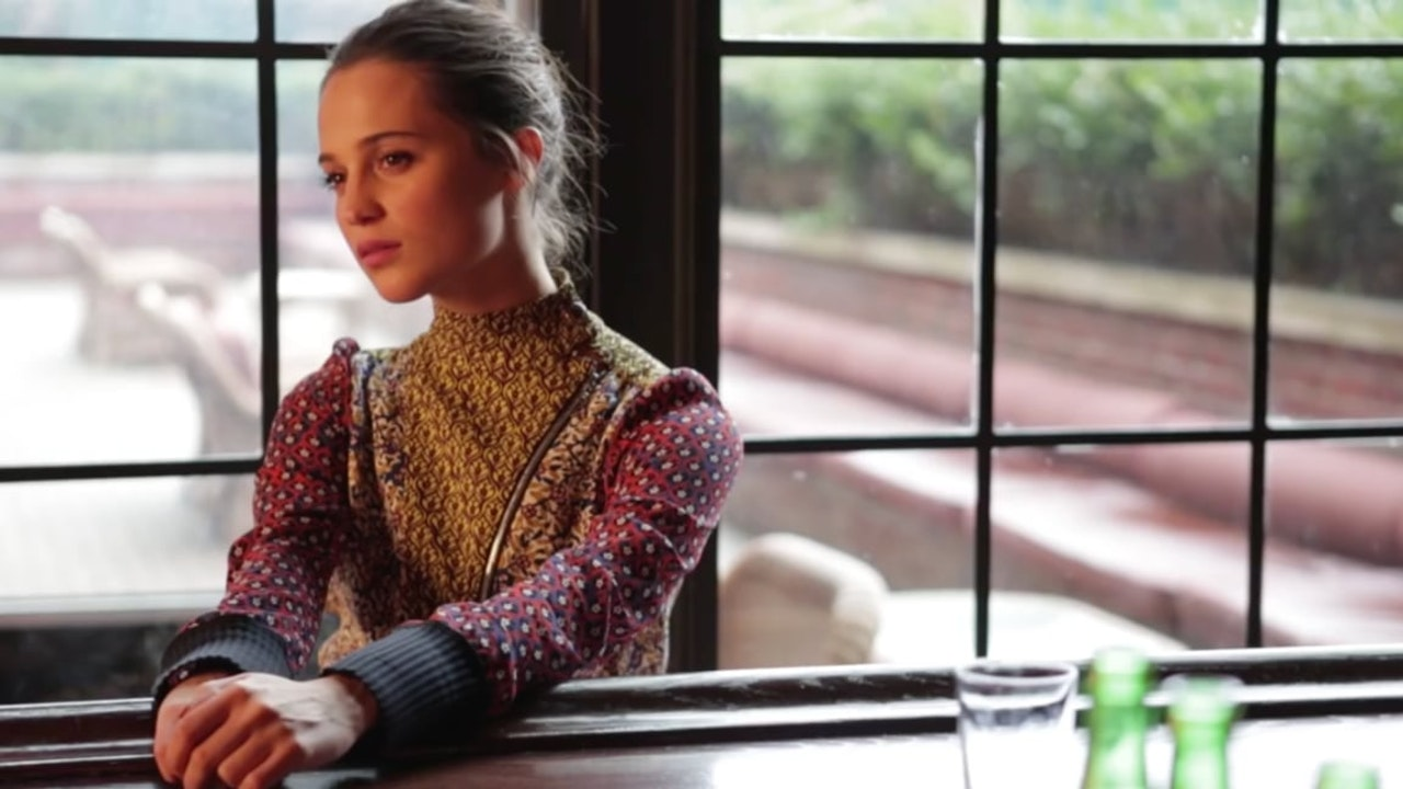 Alicia Vikander | THR The Next Big Thing