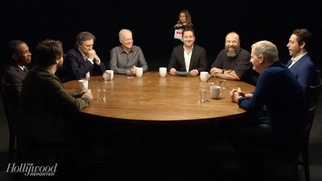 Tony Actor Roundtable 2016 | THR