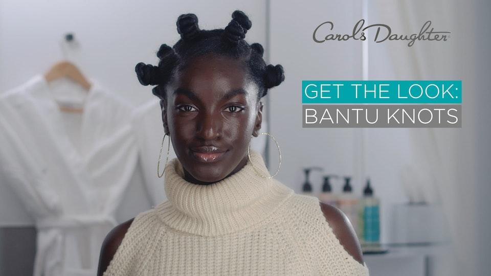 Bantu Knots | CAROLS DAUGHTER