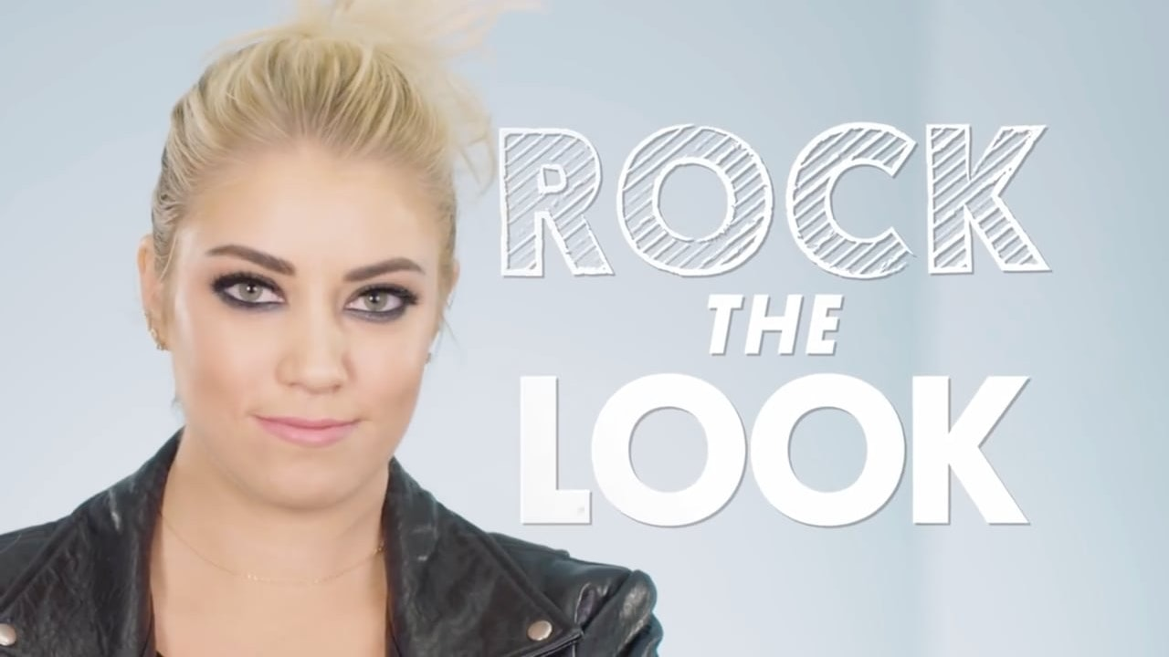 Rock The Look | Rita Ora Red Carpet Makeup Tutorial | Billboard