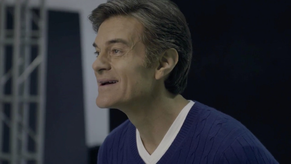 Cover Shoot   DR. OZ - THE GOOD LIFE