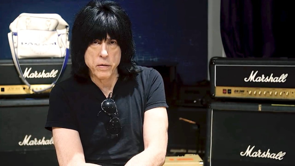 Coffee with New York - Marky Ramone