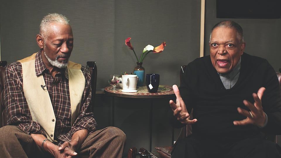 Billy Hart & Victor Lewis - Jazz Drummers [dir. Elissa Middleton]