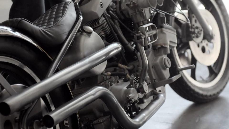 Brooklyn Custom Motorcycle Show 2012
