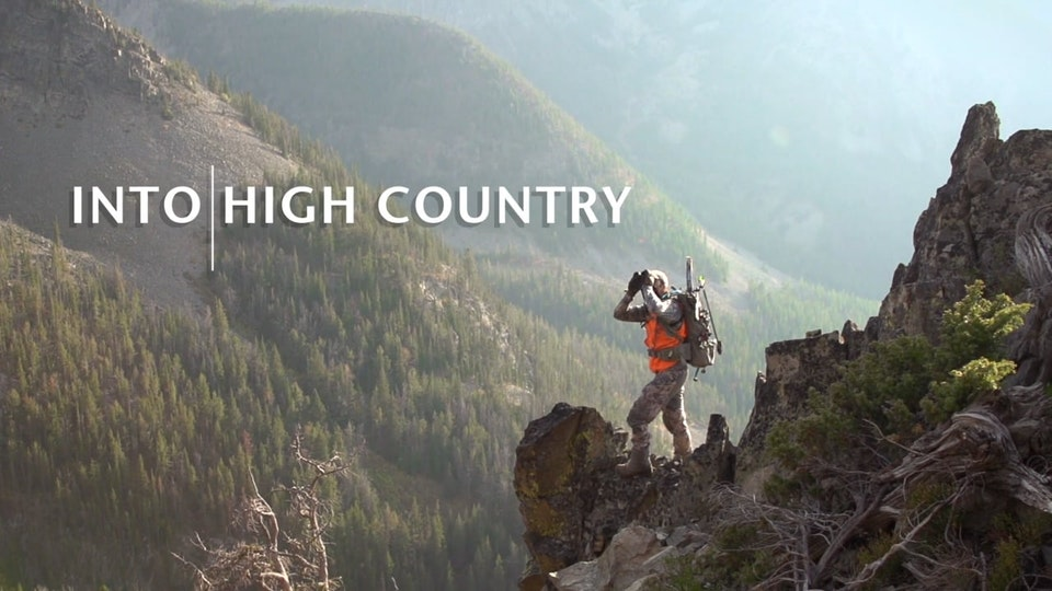 Into High Country short