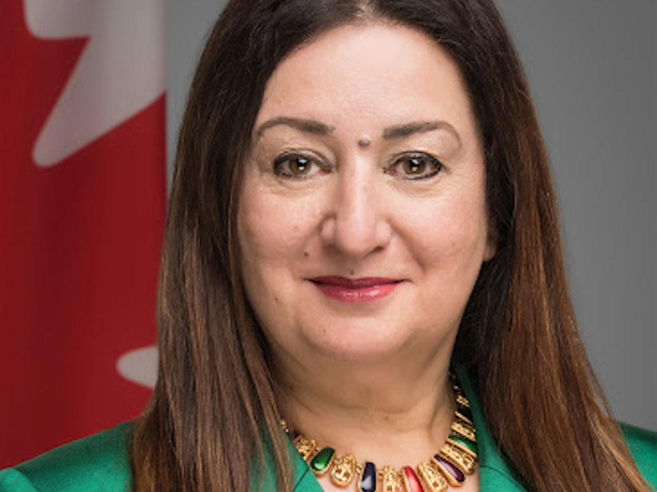 """Great Canadians"" Series - Hon. Senator Salma Ataullahjan Interview / Entrevue ""Canadiens Exceptionnels"" avec l'Hon. Sénatrice Salma Ataullahjan"