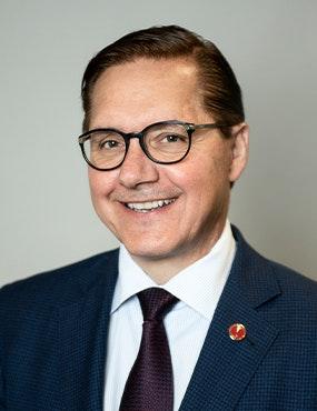 """Great Canadians"" Series - Interview with Hon. Senator Tony Loffreda / Entrevue ""Canadiens & Exceptionnels"" avec l'Hon. Sénateur Tony Loffreda"