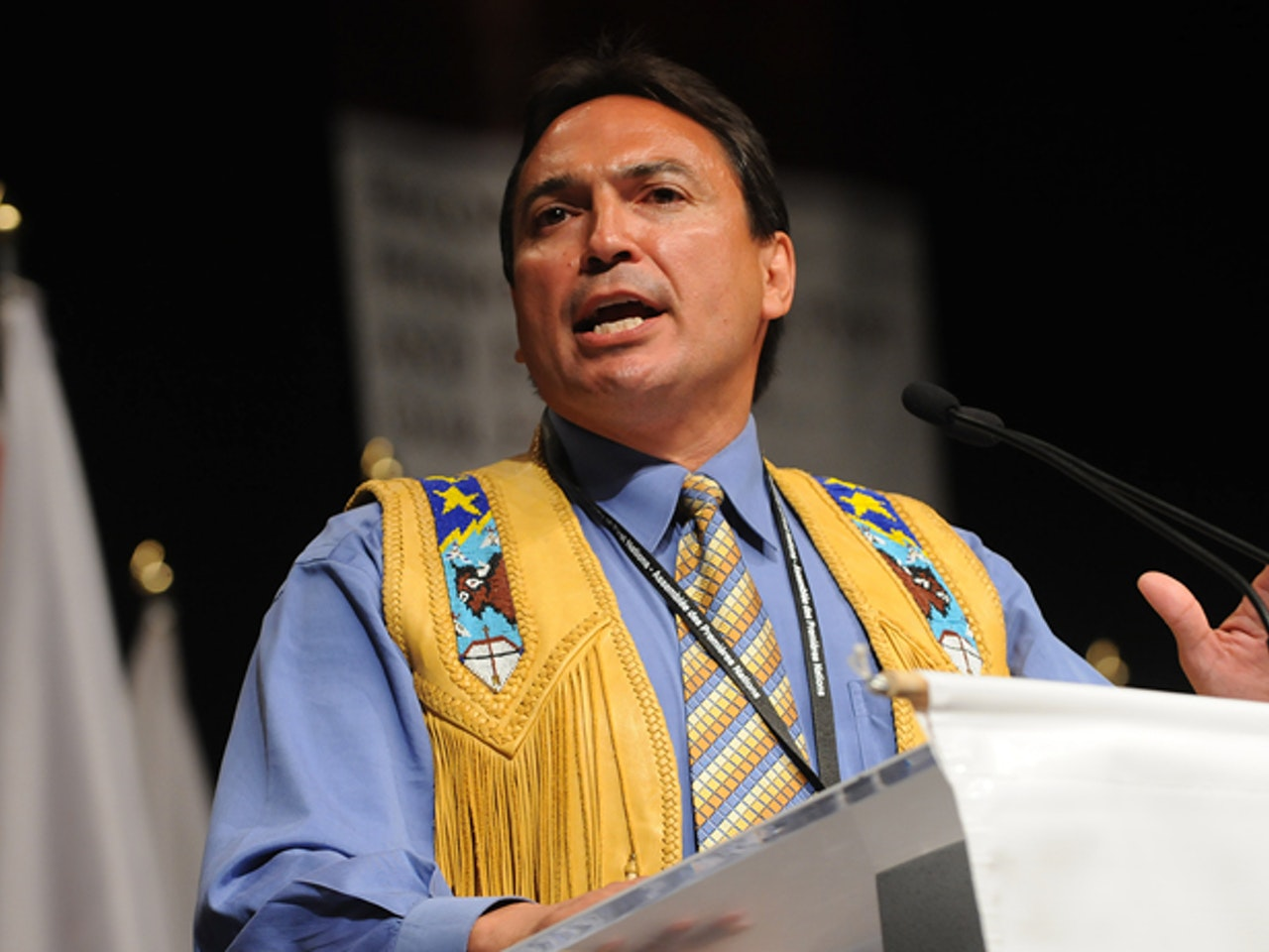 """""""Great Canadians"""" Series - National Chief Perry Bellegarde of the Assembly of First Nations - Entrevue """"Canadiens Exceptionnels"""" avec Chef Bellegarde de l'APN"""