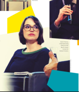 """""""World Greats"""" Series - Katrin Harvey Interview - COO for Ban Ki-Moon Centre for Global Citizens"""