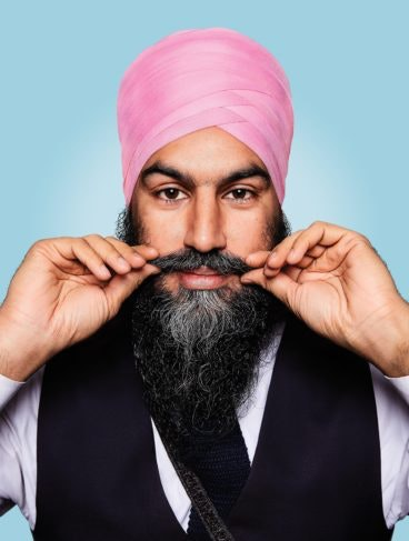 """""""Great Canadians"""" Series - Entrevue """"Canadiens Exceptionnels"""" avec Hon. Jagmeet Singh - Interview with Hon. Jagmeet Singh National NDP Leader"""