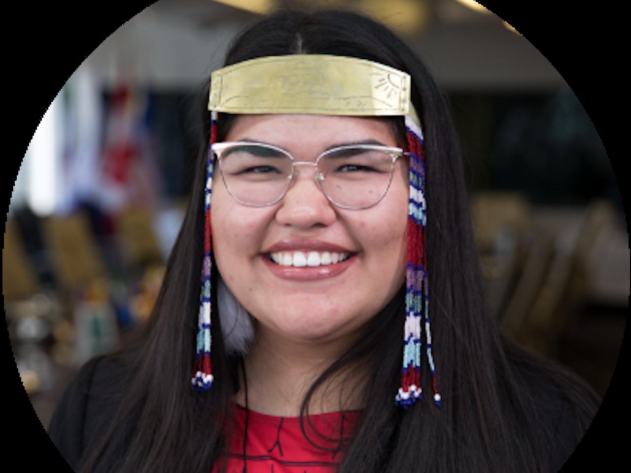 """Season 1 - """"Healing & Reconciliation"""" Series - Inuit Activist - Entrevue """"Guérison & Réconciliation"""" avec Ashley Cummings, jeune activiste Inuit."""