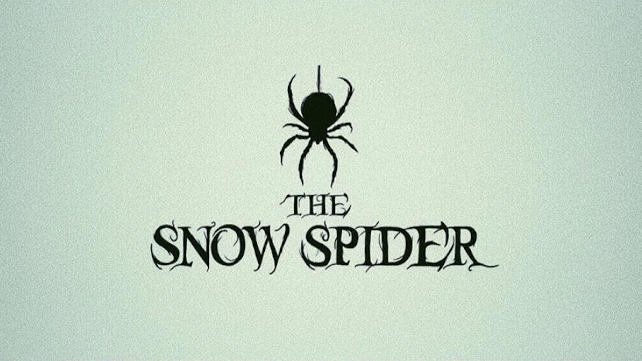 THE SNOW SPIDER - CBBC DRAMA (5 episodes)
