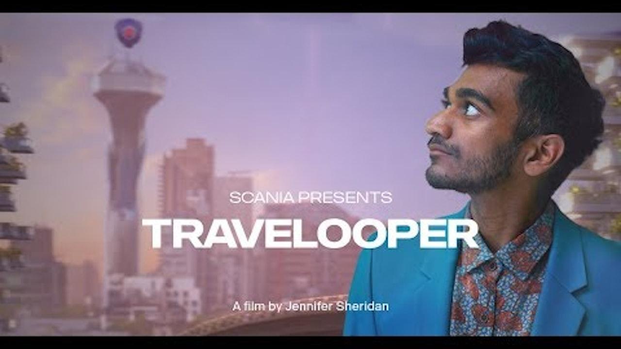 Travelooper – SHORT FILM by Jennifer Sheridan