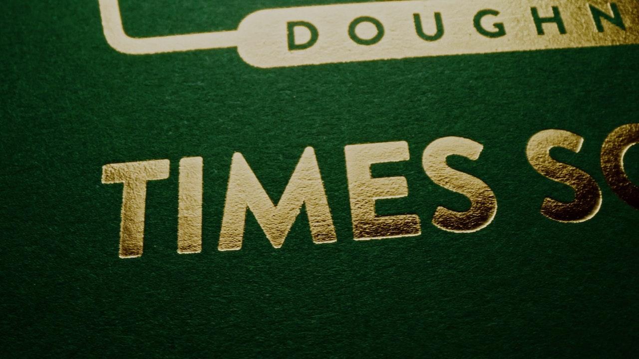 "Krispy Kreme ""Big Apple Doughnut"" Trailer"