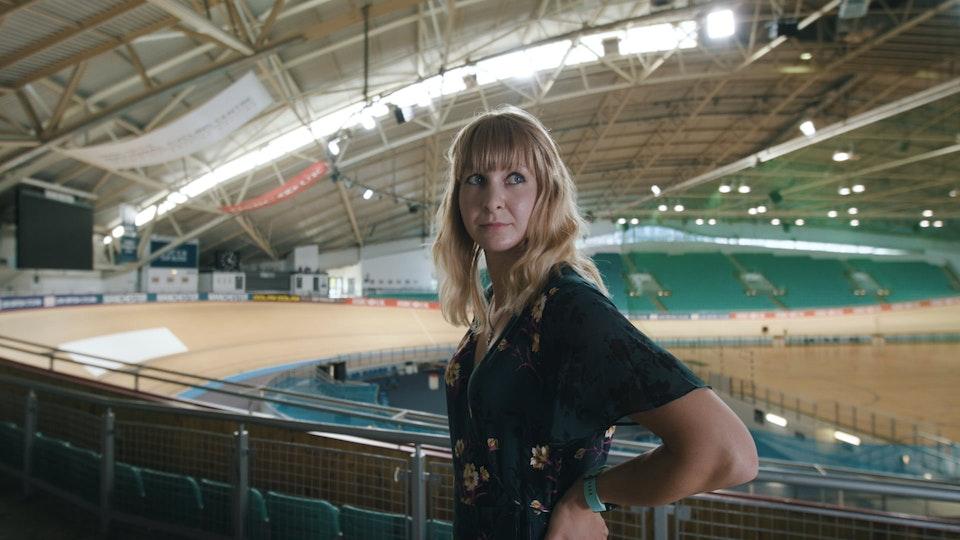 Wattbike Community Campaign - Joanna Rowsell