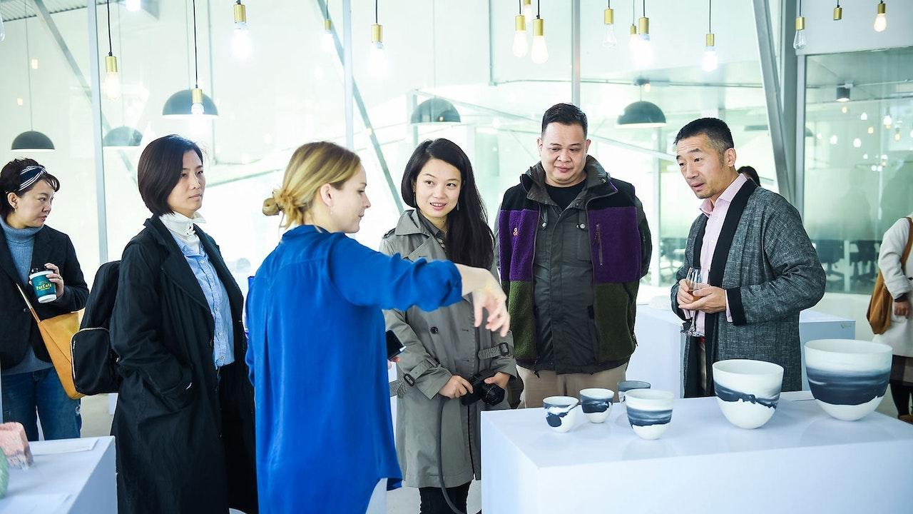 China Exhibitions, 2018