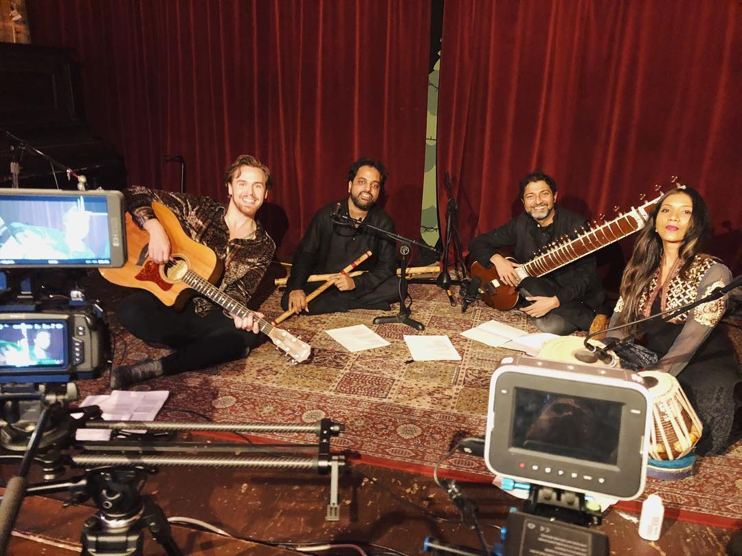 """SNEAK PEEK: """"BIRTHPLACE"""" LIVE WITH INDIAN TRIO"""