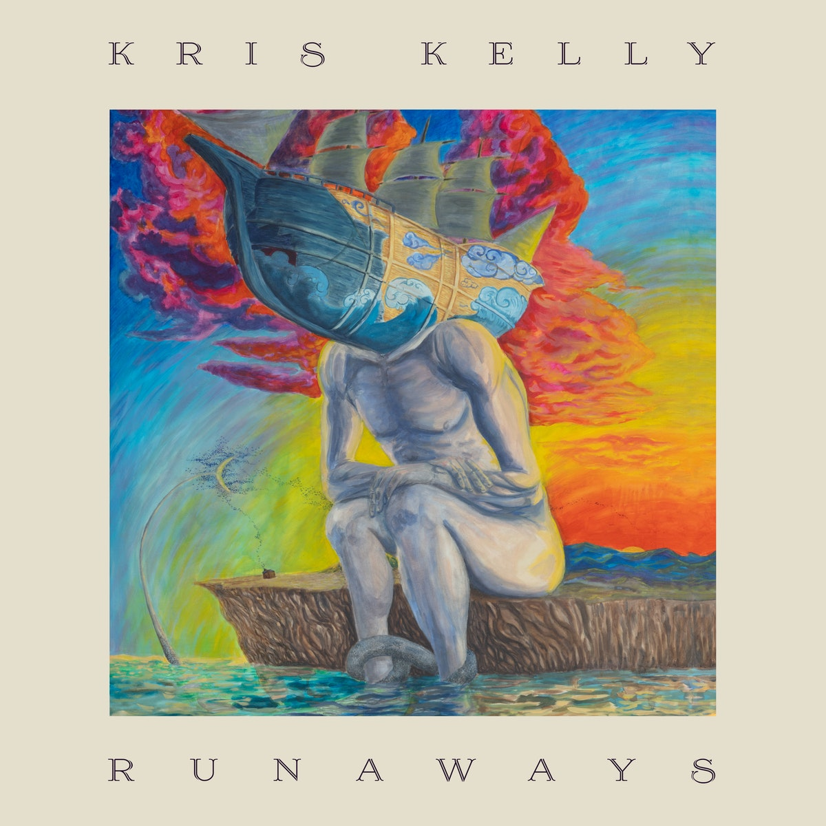 "KRIS KELLY - ""RUNAWAYS"" ALBUM - OUT NOW"