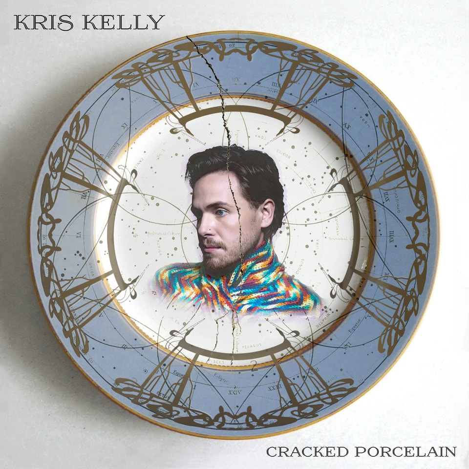 """CRACKED PORCELAIN"" - SINGLE"