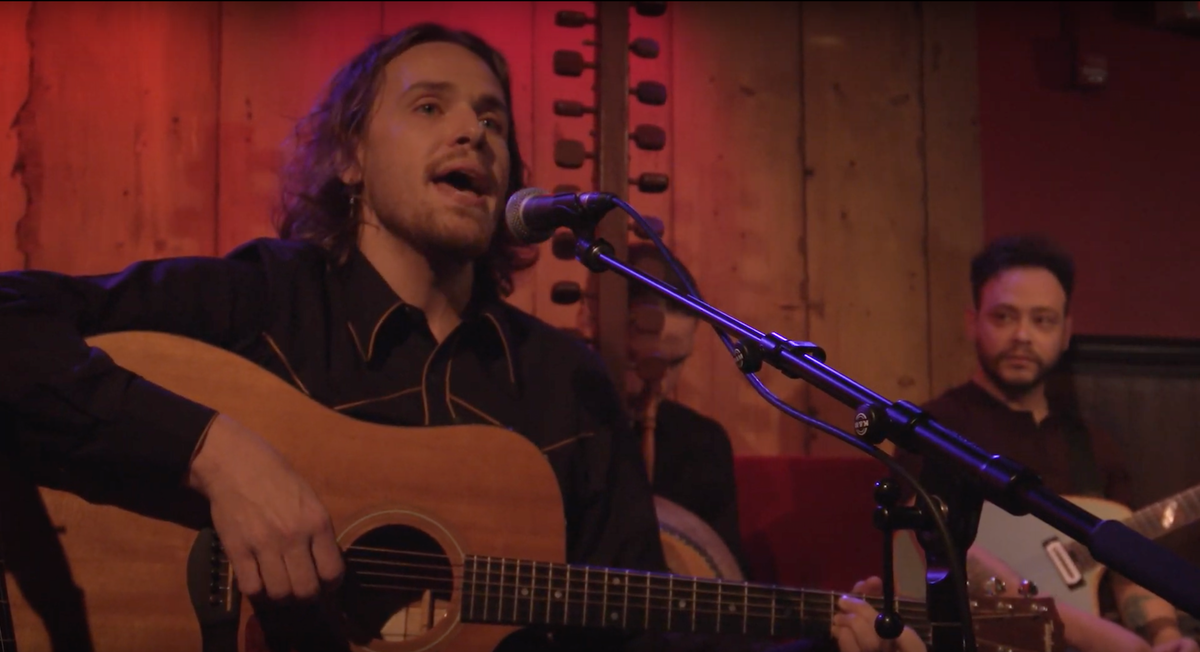 WATCH: Live at Rockwood Music Hall