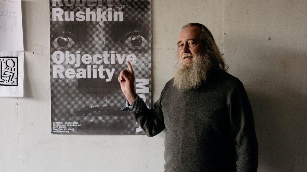 Robert Rushkin – The Artist