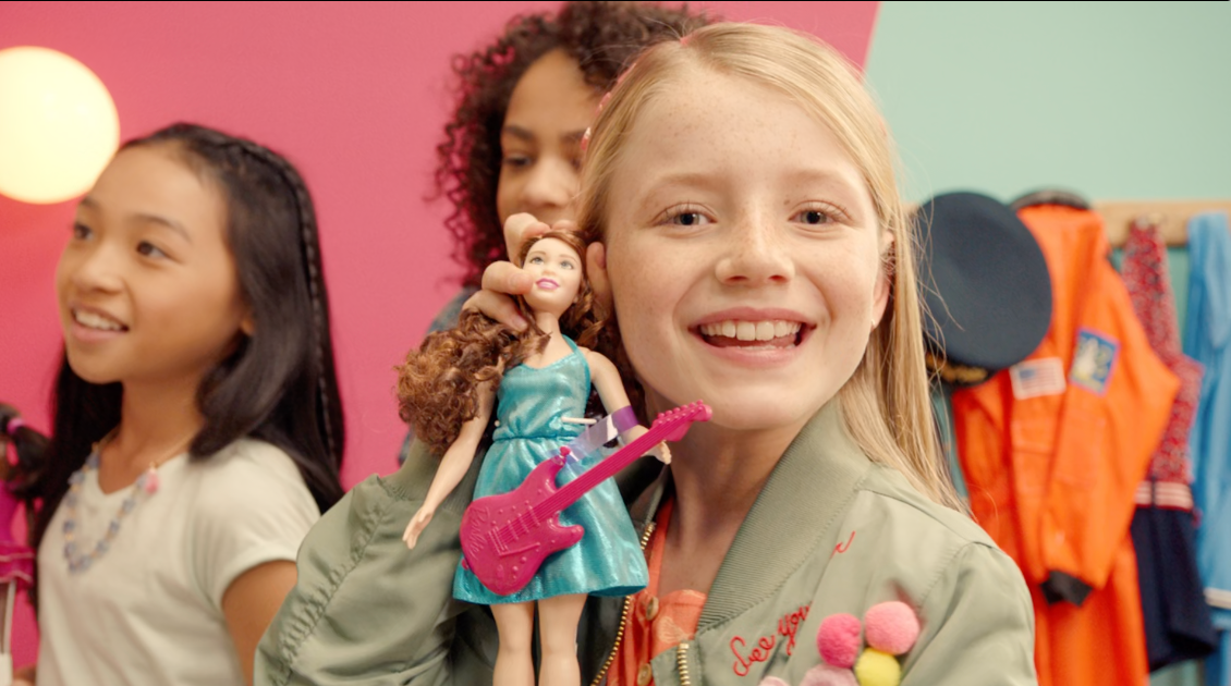 Barbie x Nickelodeon | You Can Be Anything