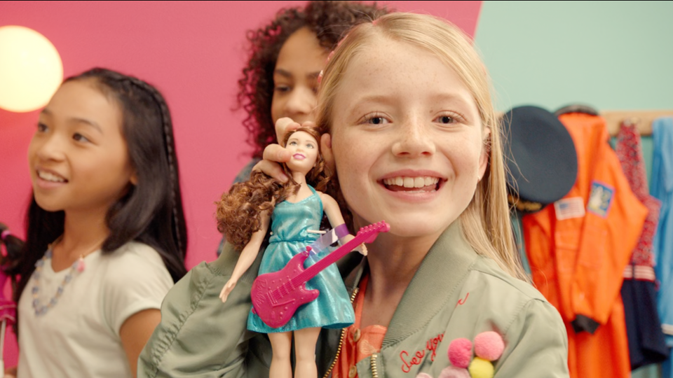Carrie Stett - Barbie x Nickelodeon | You Can Be Anything