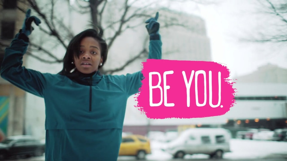 "Carrie Stett - Clean & Clear | ""Be You"" Anthem"