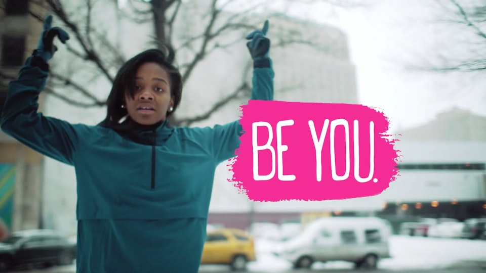 """Clean & Clear   """"Be You"""" Anthem"""