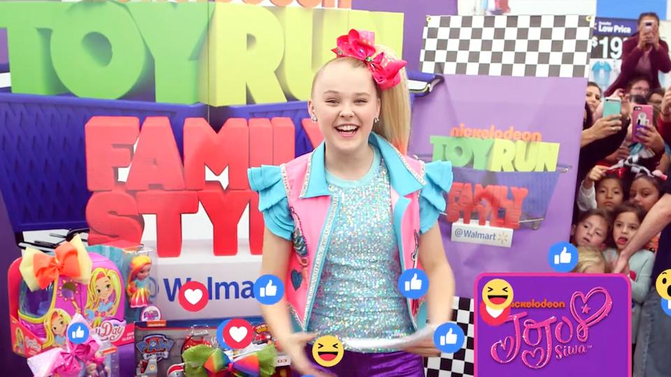 Nickelodeon Toy Run