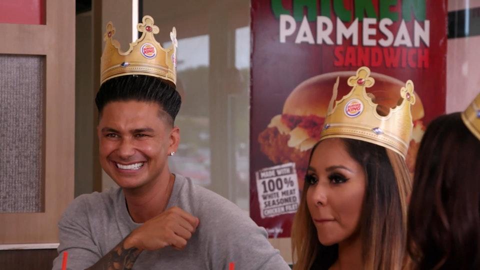 Carrie Stett - Burger King | Chicken Parm Family Dinner