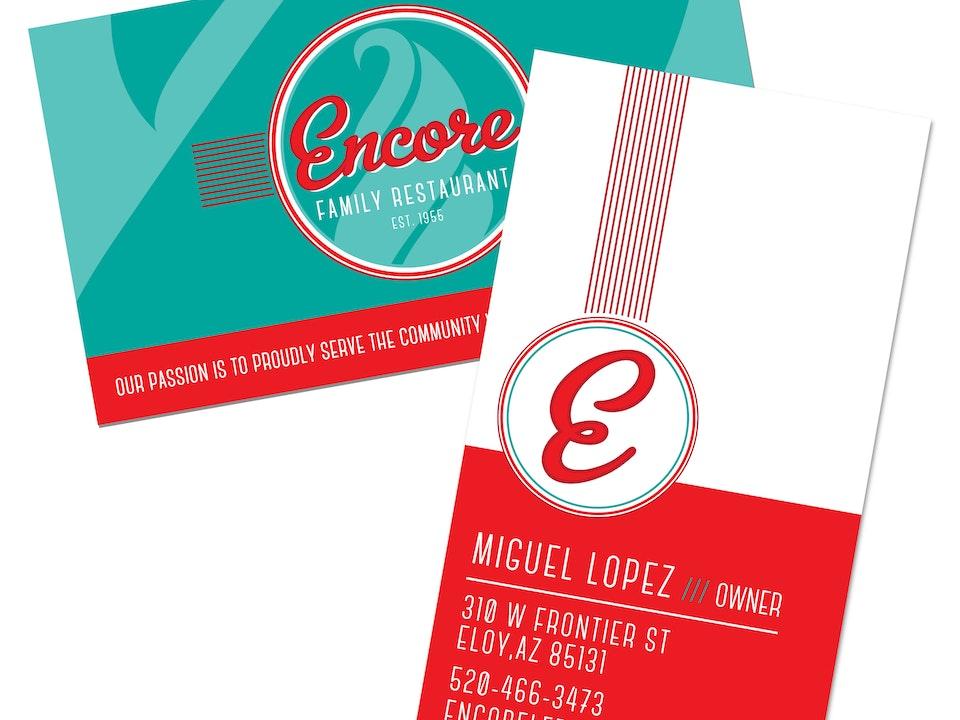 Encore Family Restaurant