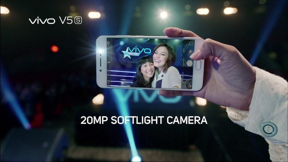 Vivo V5s - Perfect Selfie